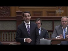 Tim Hudak pays tribute to former MPP Mike Dietsch