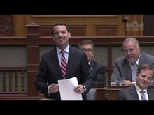 MPP Hudak Question on Stanpac