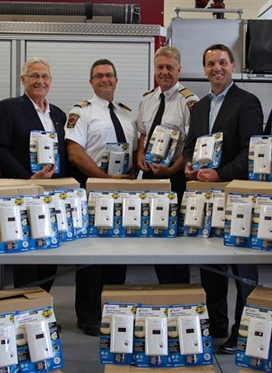 CO Detectors Required In All Homes