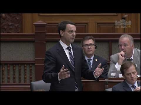 MPP Hudak Continues to Share Stories from Families Affected by Autism Cuts